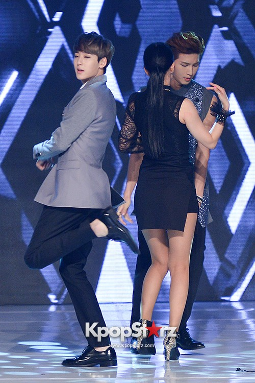 U-KISS - Quit Playing - MBC Music Show Champion key=>2 count19