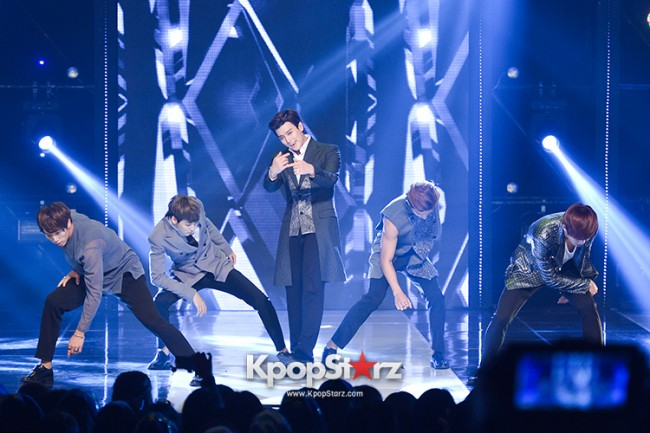 U-KISS - Quit Playing - MBC Music Show Champion key=>10 count19