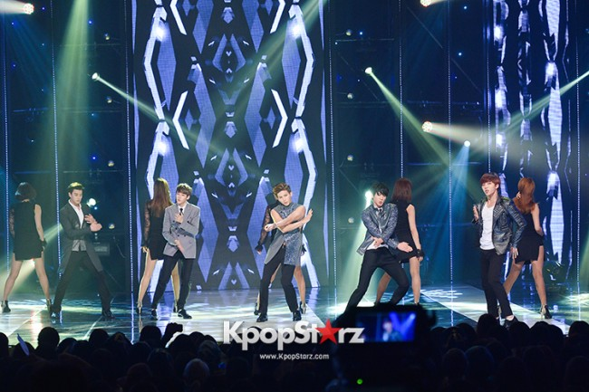 U-KISS - Quit Playing - MBC Music Show Champion key=>14 count19