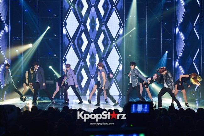 U-KISS - Quit Playing - MBC Music Show Champion key=>16 count19
