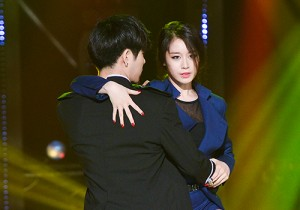 T-ara's Jiyeon - Never Ever - MBC Music Show Champion