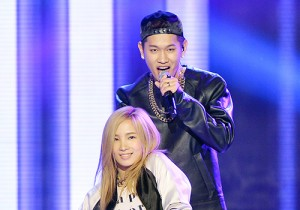 Crush - Hug Me - MBC Music Show Champion