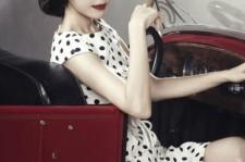Lisa as Bonnie in the Korean musical 'Bonnie