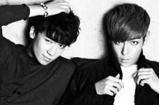 Big Bang's TOP and Seungri