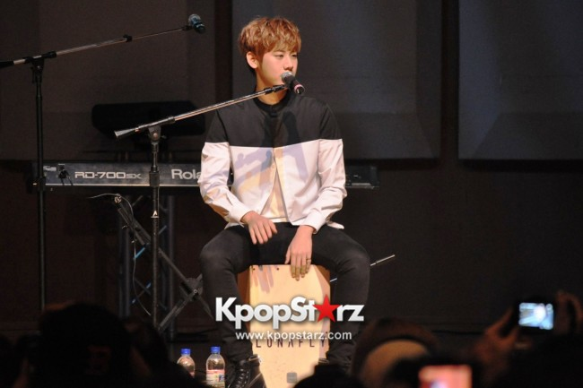 Lunafly Successfully Holds A Memorable And Enjoyable [From Us To You] Fan Meet In Singapore  [PHOTOS]key=>5 count56