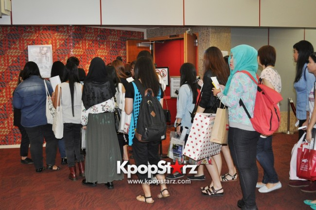 Lunafly Successfully Holds A Memorable And Enjoyable [From Us To You] Fan Meet In Singapore  [PHOTOS]key=>1 count56