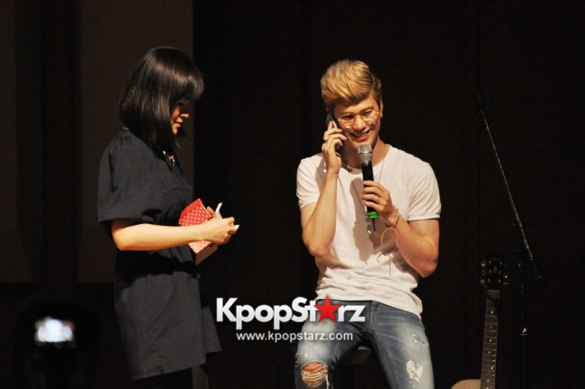 Lunafly Successfully Holds A Memorable And Enjoyable [From Us To You] Fan Meet In Singapore  [PHOTOS]key=>7 count56