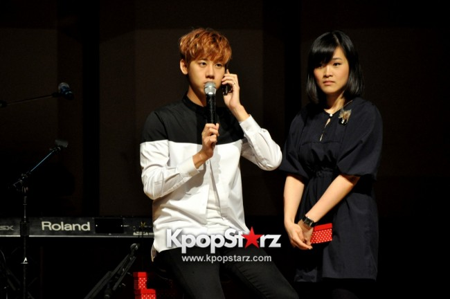Lunafly Successfully Holds A Memorable And Enjoyable [From Us To You] Fan Meet In Singapore  [PHOTOS]key=>8 count56