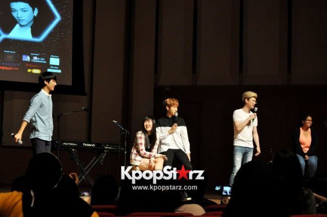Lunafly Successfully Holds A Memorable And Enjoyable [From Us To You] Fan Meet In Singapore  [PHOTOS]key=>11 count56