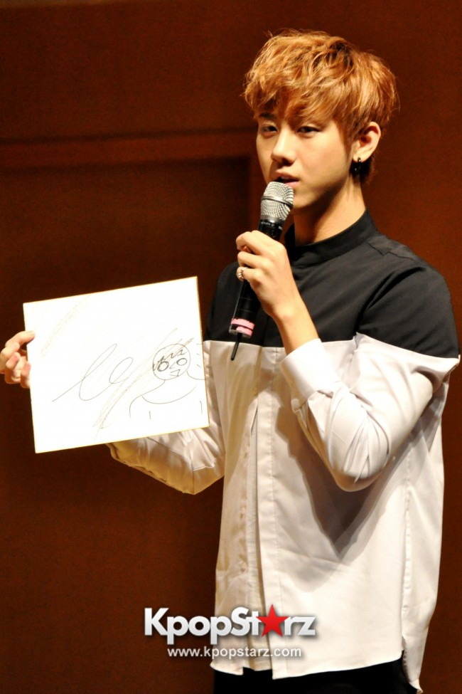 Lunafly Successfully Holds A Memorable And Enjoyable [From Us To You] Fan Meet In Singapore  [PHOTOS]key=>23 count56