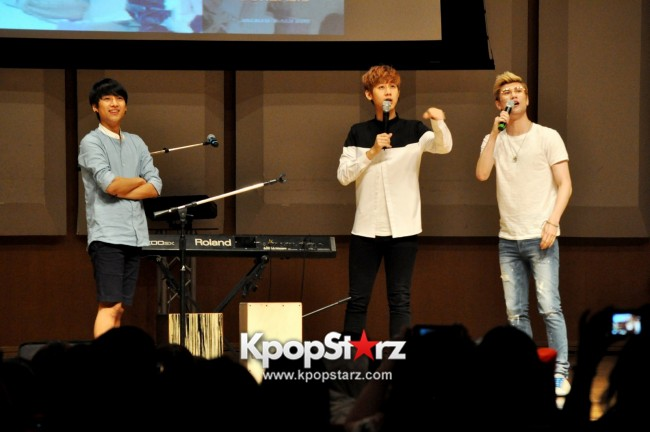 Lunafly Successfully Holds A Memorable And Enjoyable [From Us To You] Fan Meet In Singapore  [PHOTOS]key=>32 count56
