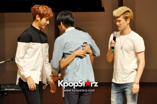 Lunafly Successfully Holds A Memorable And Enjoyable [From Us To You] Fan Meet In Singapore  [PHOTOS]key=>33 count56