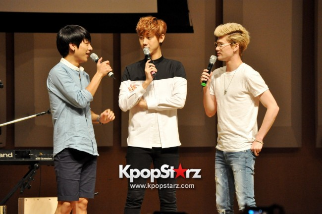 Lunafly Successfully Holds A Memorable And Enjoyable [From Us To You] Fan Meet In Singapore  [PHOTOS]key=>39 count56