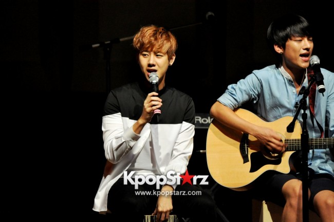 Lunafly Successfully Holds A Memorable And Enjoyable [From Us To You] Fan Meet In Singapore  [PHOTOS]key=>47 count56
