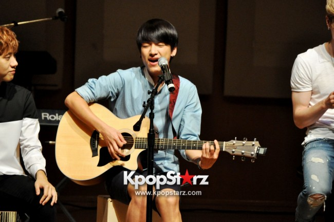 Lunafly Successfully Holds A Memorable And Enjoyable [From Us To You] Fan Meet In Singapore  [PHOTOS]key=>49 count56