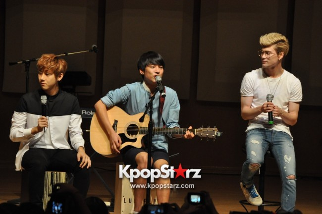Lunafly Successfully Holds A Memorable And Enjoyable [From Us To You] Fan Meet In Singapore  [PHOTOS]key=>50 count56