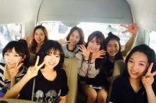 Baby Kara members on