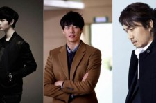 Yook Sung Jae, Kim Young Kwang and Oh Jung Se
