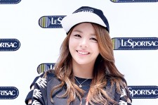 Ailee Attends 'LeSportsac' 40th Anniversary Pop-up Store Event