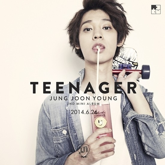 "Jung Joon Young To Return With ""TEENAGER"""