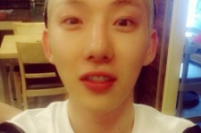 Jo Kwon Shows Off His Beautiful Face