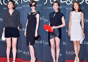 Lyn, Kim Yoo Ri, Gong Seo Young, Wang Bit Na