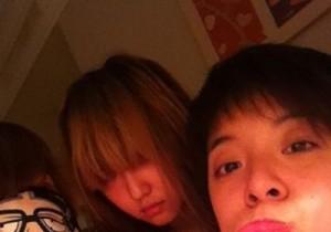 Jia, Min, and Amber