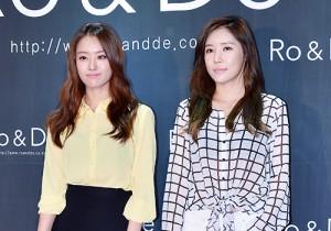 Secret's Song Jieun & Jung Hana
