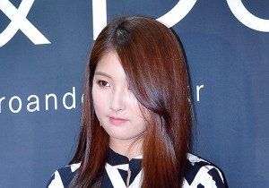 4Minute's Nam Ji Hyun