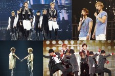 TVXQ Sets New Record Of Meeting 2 Million Fans In 3 Years Through Japan Live Tours