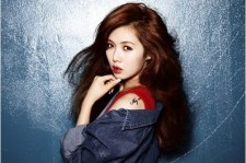 Hyuna Reacts Strongly To Nude Photograph Scandal