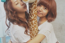 A Pink Namjoo and Bomi