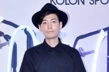 Jung Kyung Ho at KOLON SPORT 2014 F/W Fashion Show