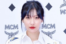 Sunmi at MCM Flagship Store Opening Event