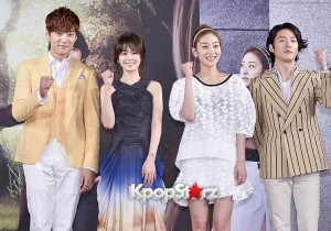 MBC 'Fated to Love You' Press Conference