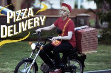 B1A4 Reveals Sandeul's Transformation Into Pizza Delivery Boy