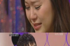 Baek Ji Young, Tears For Best Friend MC Mong,