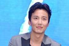 Kim Nam Gil at a Press Conference of Upcoming Movie 'The Pirates of the Caribbean'