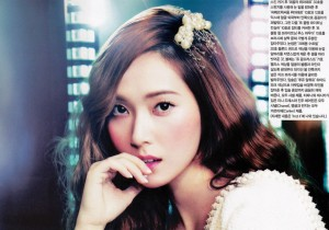 SNSD's Jessica, Tiffany Graces Vogue Girl of June Issue [PHOTOS]