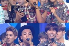 Taeyang wins on 'Inkigayo'