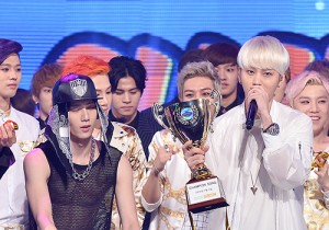 BEAST [Good Luck] at MBC Music Show Champion