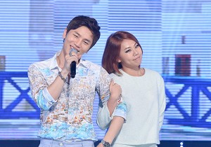 K.will [Day 1] at MBC Music Show Champion