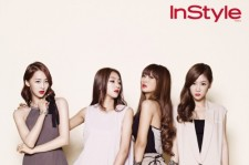 SISTAR, 'Perfect Proportion' Photo Shoot Revealed!