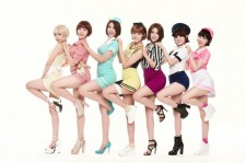 Group AOA Is The Only Girl Group Seen On The U.S. Billboard 'K-Pop MV Top 8' List