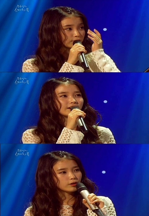 "IU Talks About Being Twenty Years Old ""It's Not That Great""key=>0 count1"