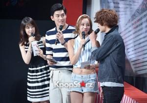 MC Jiyeon, Park Jung Wook, Hyery