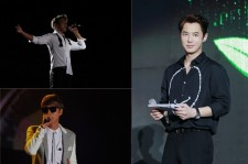 Shinhwa Shin Hye Sung-Lee Min Woo-Jun Jin Heat Up China's '2014 The Young The Future' Concert
