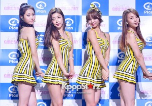 Girl's Day 1st Solo Concert 'Summer Party' Press Conference