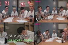 NU'EST Watches Videos From Family And Cries