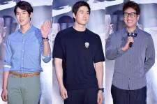 Yoo Yeon Seok, Yoo Ji Tae and Lee Sun Kyun Attend a VIP Premiere of Upcoming Film 'KUNDO : Age of the Rampant'